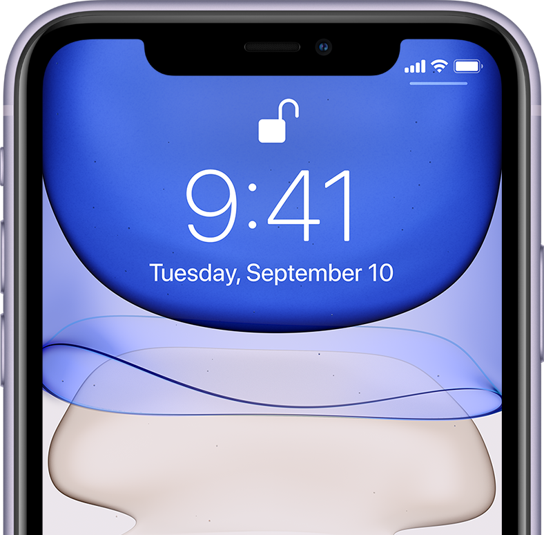 iPhone 11 Pro privacy